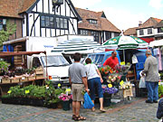Market in Sandwich